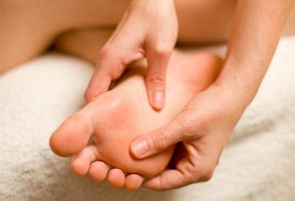 Tipuri de ciuperci ale piciorului
